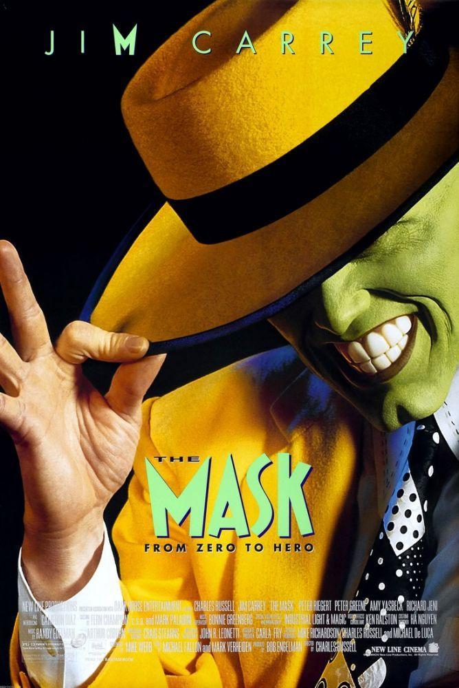 Maske Film Posteri, Film Posteri, Poster Satış, all posters, kanvas tablo, canvas print sales