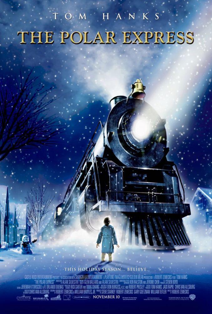 The Polar Express Movie Poster, Movie Poster, Poster Satış, all posters, kanvas tablo, canvas print sales