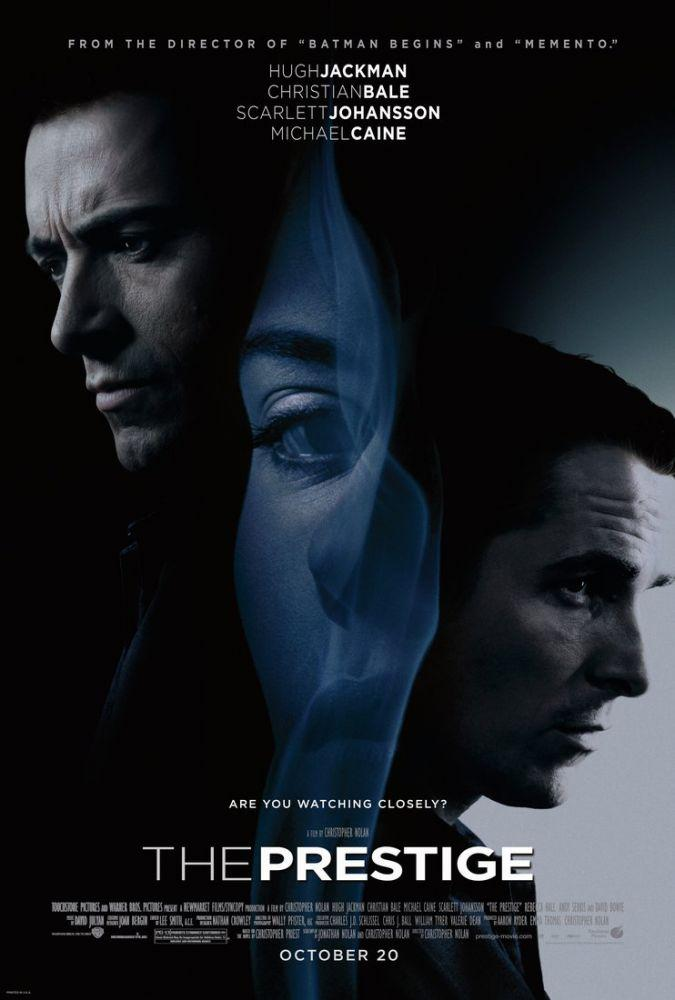 The Prestige Movie Poster, Movie Poster, Poster Satış, all posters, kanvas tablo, canvas print sales
