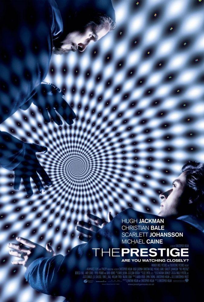 The Prestige Movie Poster 2, Movie Poster, Poster Satış, all posters, kanvas tablo, canvas print sales