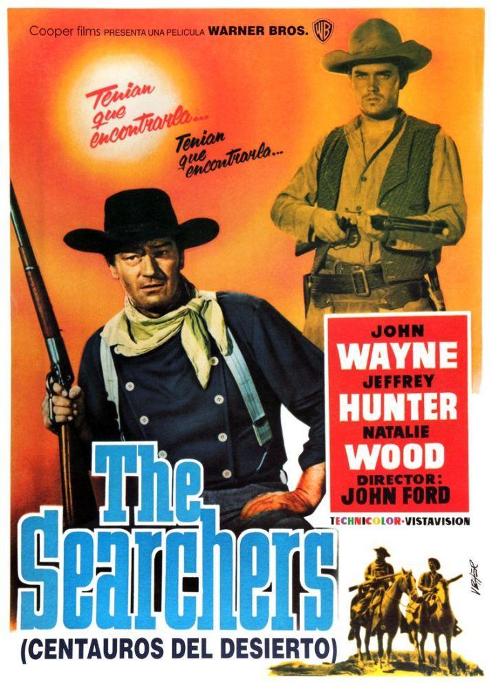 The Searchers Movie Poster, Movie Poster, Poster Satış, all posters, kanvas tablo, canvas print sales