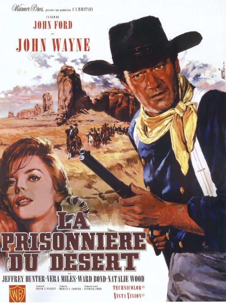 The Searchers Movie Poster 2, Movie Poster, Poster Satış, all posters, kanvas tablo, canvas print sales