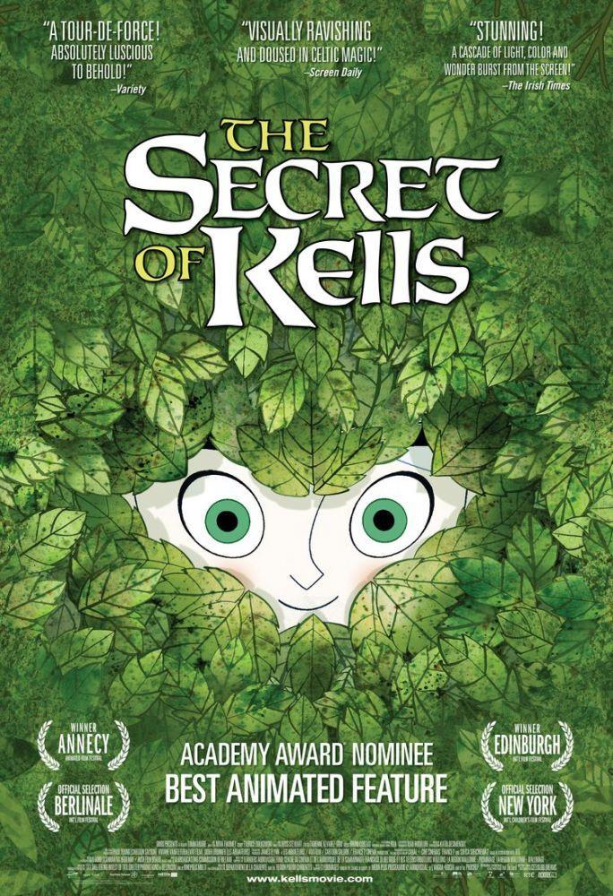 The Secret of Kells Movie Poster, Movie Poster, Poster Satış, all posters, kanvas tablo, canvas print sales