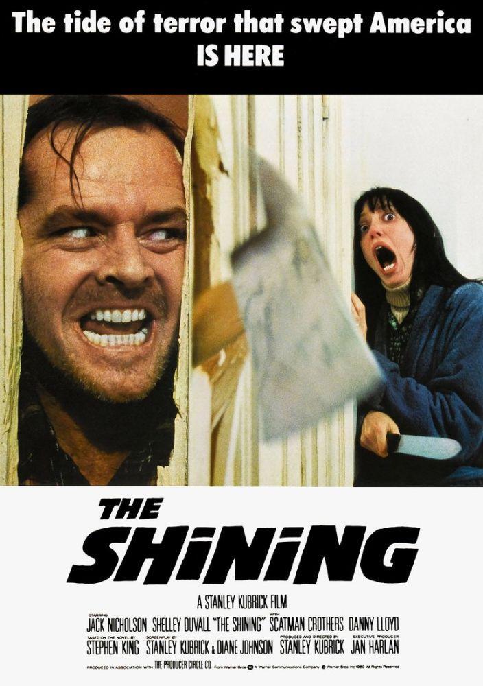 The Shining Movie Poster, Movie Poster, Poster Satış, all posters, kanvas tablo, canvas print sales