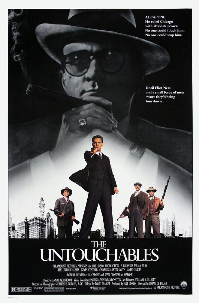 The Untouchables Movie Poster, Movie Poster, Poster Satış, all posters, kanvas tablo, canvas print sales