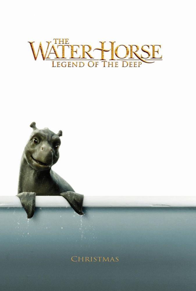 The Water Horse Legend of the Deep Movie Poster 2, Movie Poster, Poster Satış, all posters, kanvas tablo, canvas print sales