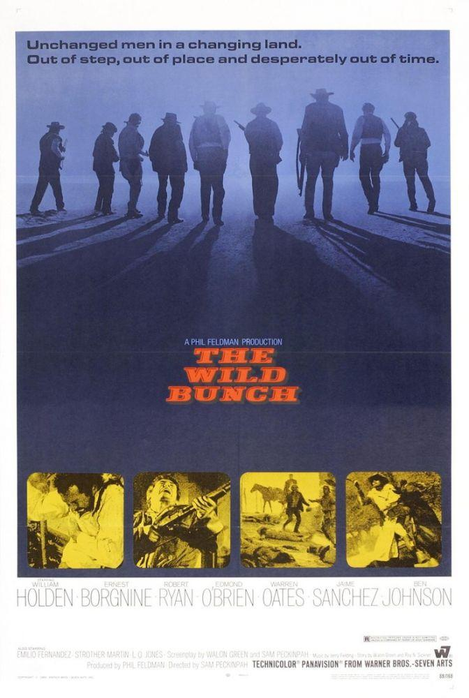 The Wild Bunch Movie Poster 2, Movie Poster, Poster Satış, all posters, kanvas tablo, canvas print sales