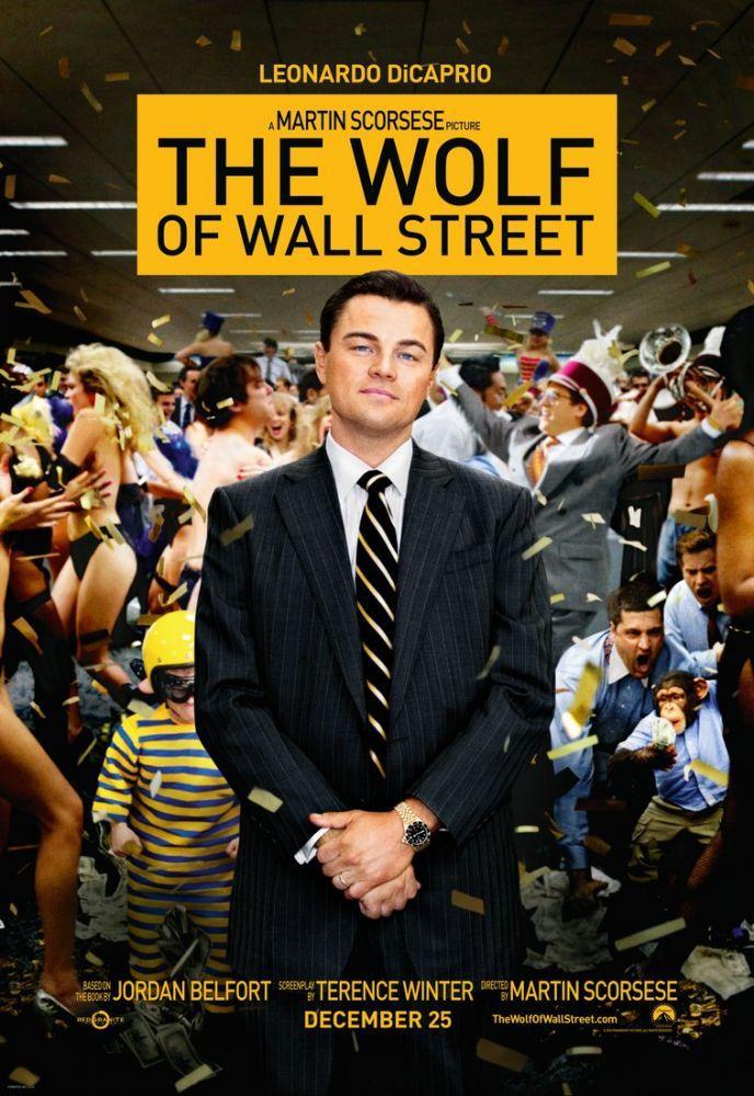 The Wolf of Wall Street Movie Poster, Movie Poster, Poster Satış, all posters, kanvas tablo, canvas print sales