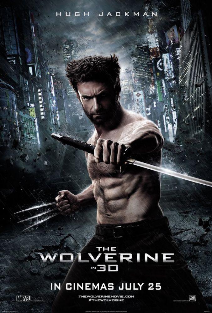 The Wolverine Movie Poster, Movie Poster, Poster Satış, all posters, kanvas tablo, canvas print sales