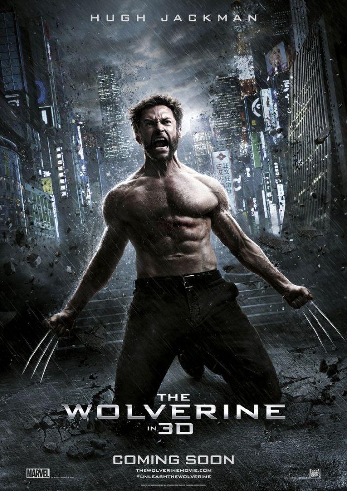 Wolverine Film Posteri 2, Film Posteri, Poster Satış, all posters, kanvas tablo, canvas print sales