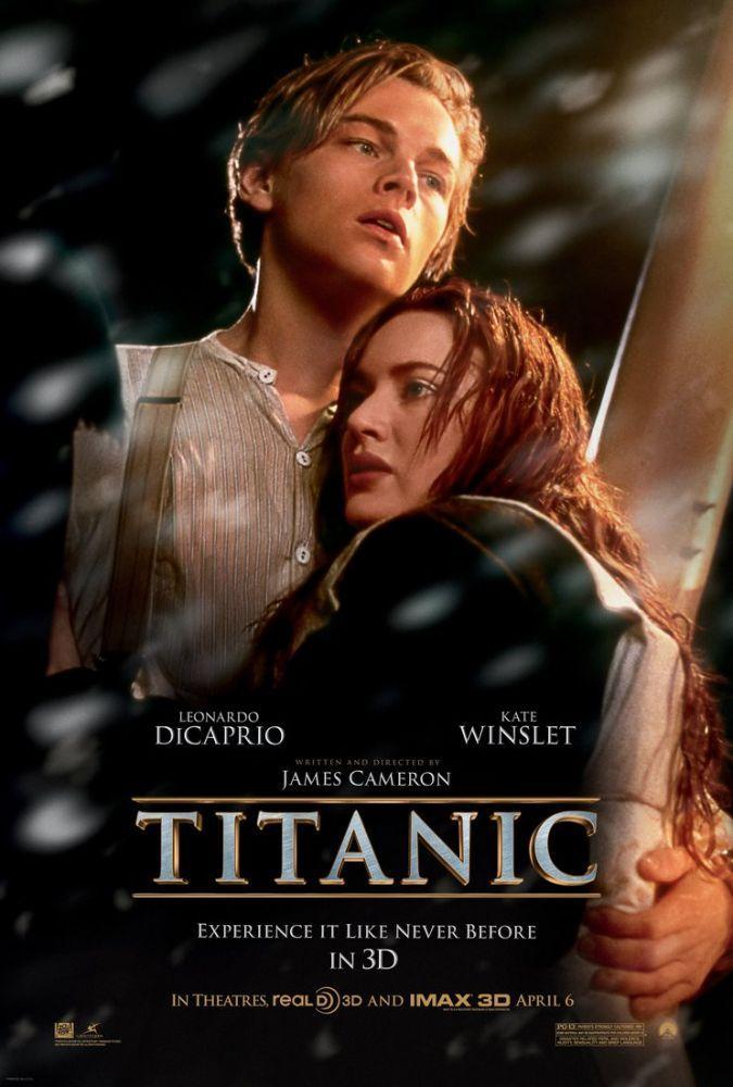 Titanik Film Posteri, Film Posteri, Poster Satış, all posters, kanvas tablo, canvas print sales