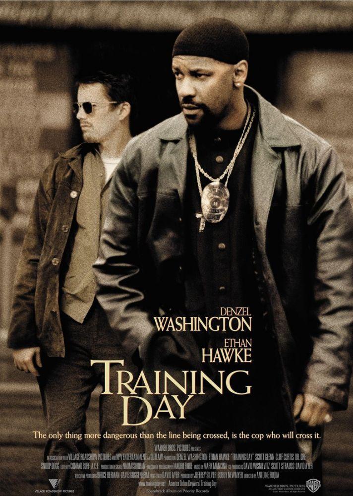 Training Day Movie Poster, Movie Poster, Poster Satış, all posters, kanvas tablo, canvas print sales