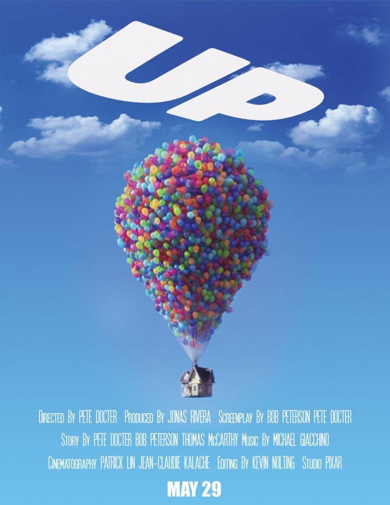Yukarı Bak Film Posteri, Film Posteri, Poster Satış, all posters, kanvas tablo, canvas print sales