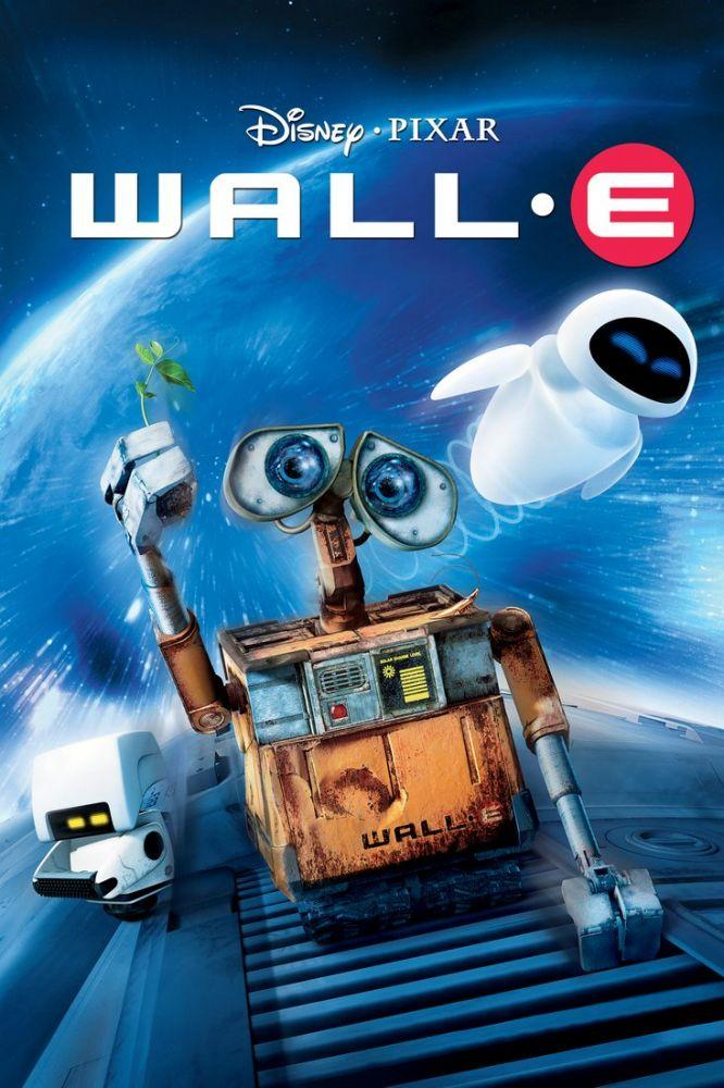 WALL·E Movie Poster 2, Movie Poster, Poster Satış, all posters, kanvas tablo, canvas print sales