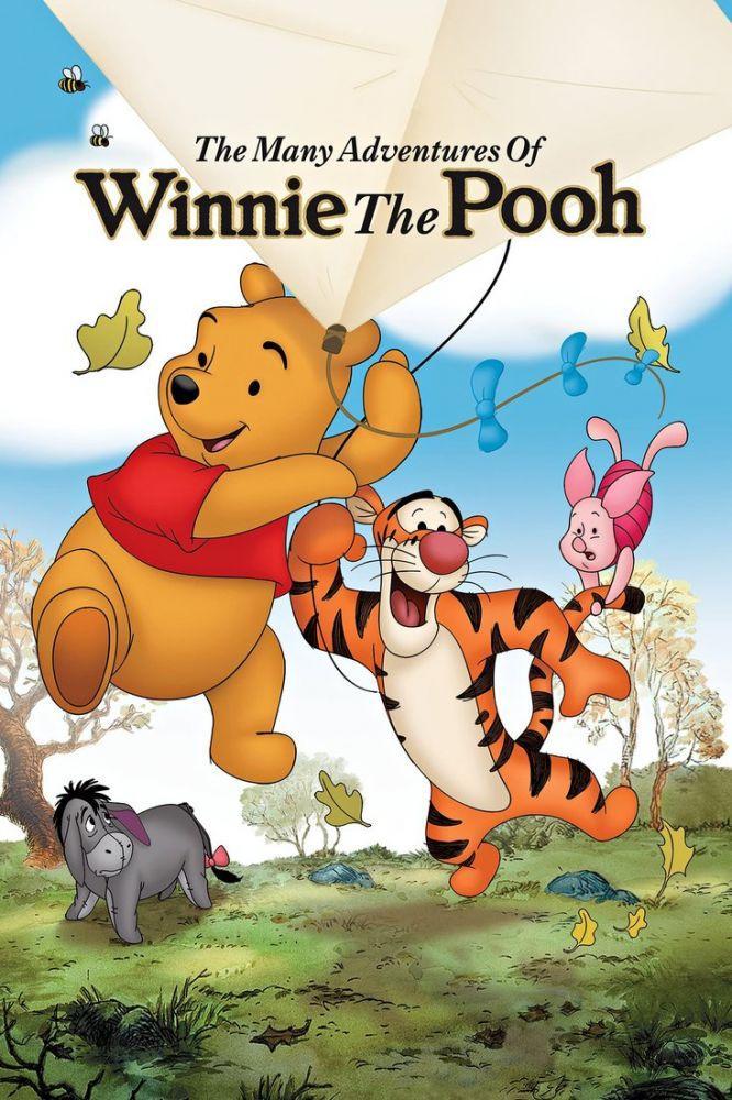 Winnie The Pooh Film Posteri 2, Film Posteri, Poster Satış, all posters, kanvas tablo, canvas print sales