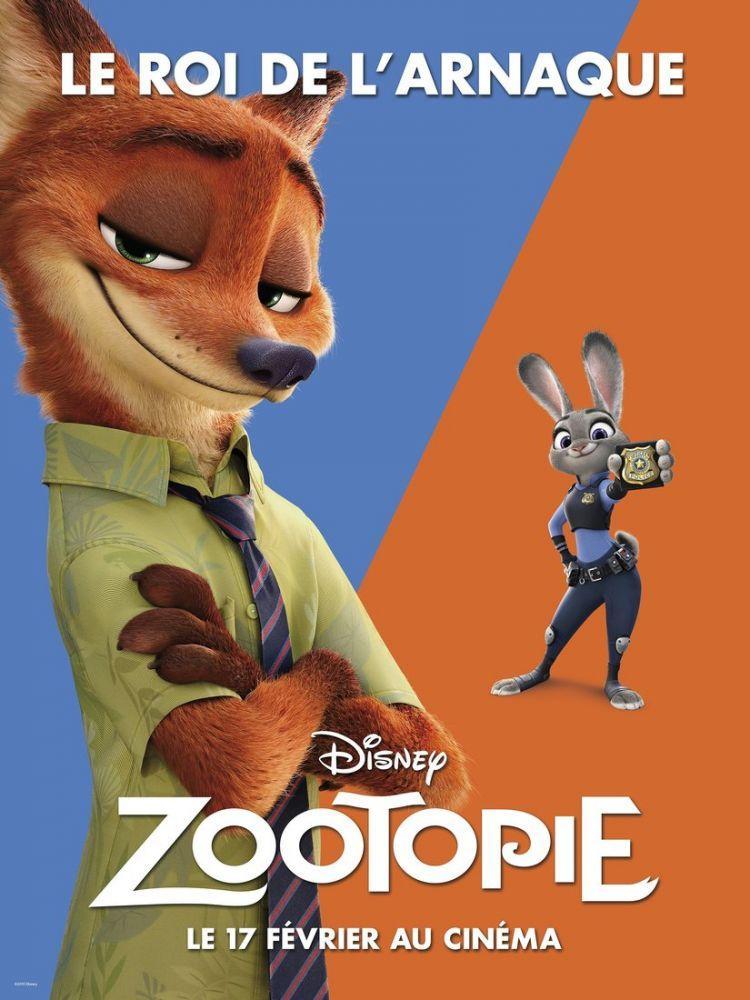 Zootopia Movie Poster 4, Movie Poster, Poster Satış, all posters, kanvas tablo, canvas print sales