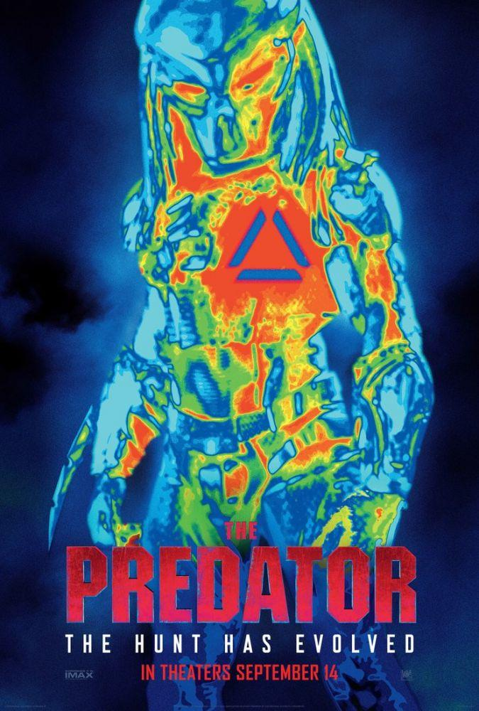 The Predator Movie Poster, Movie Poster, Poster Satış, all posters, kanvas tablo, canvas print sales