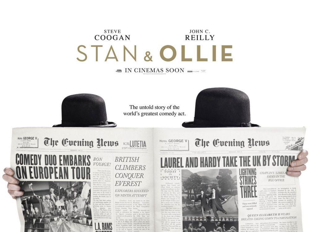 Stan ve Ollie Film Posteri, Film Posteri, Poster Satış, all posters, kanvas tablo, canvas print sales