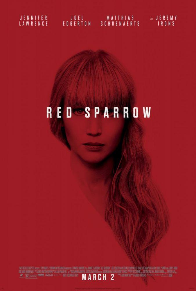 Red Sparrow Movie Poster, Movie Poster, Poster Satış, all posters, kanvas tablo, canvas print sales