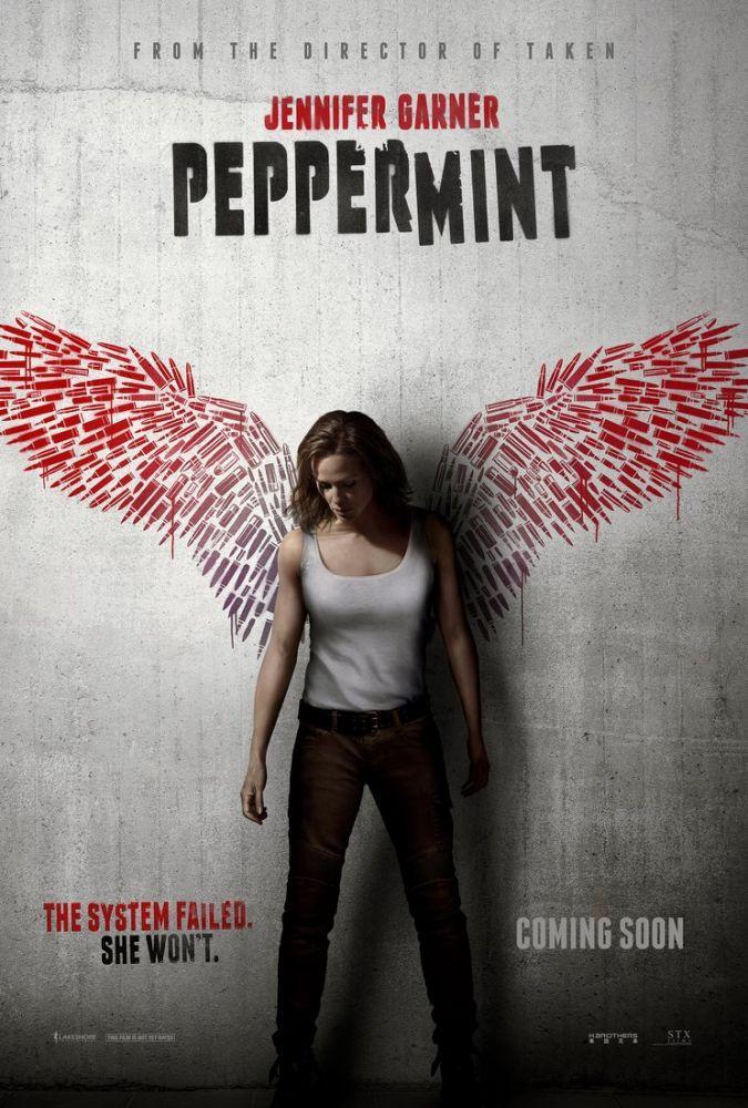 Peppermint Movie Poster, Movie Poster, Poster Satış, all posters, kanvas tablo, canvas print sales