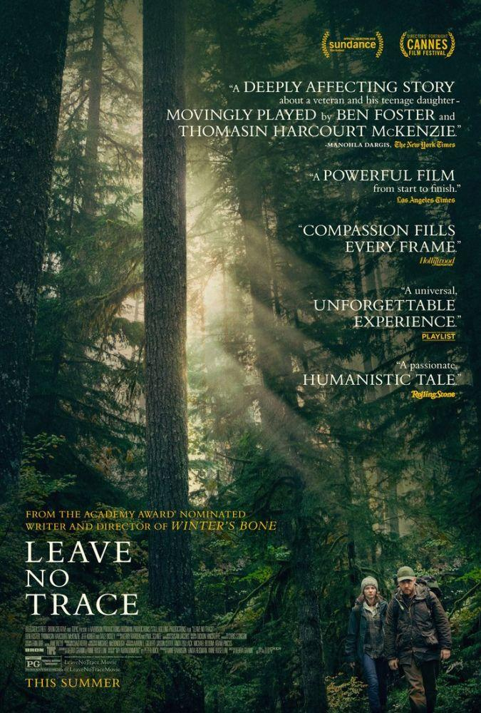 Leave No Trace Movie Poster, Movie Poster, Poster Satış, all posters, kanvas tablo, canvas print sales