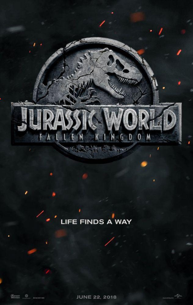 Jurassic World: Fallen Kingdom Movie Poster 2, Movie Poster, Poster Satış, all posters, kanvas tablo, canvas print sales
