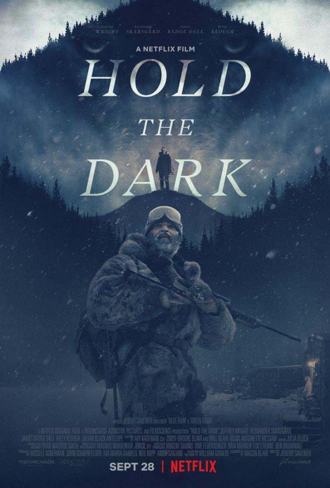Hold the Dark Movie Poster, Movie Poster, Poster Satış, all posters, kanvas tablo, canvas print sales