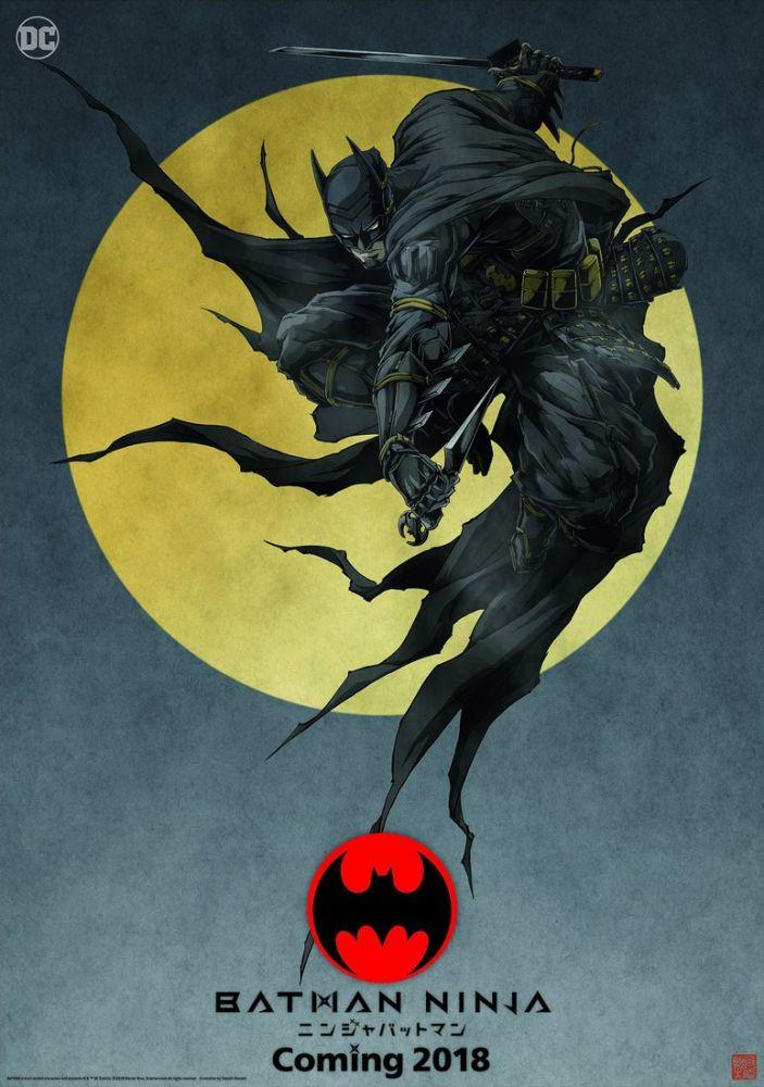 Batman Ninja Film Posteri, Film Posteri, Poster Satış, all posters, kanvas tablo, canvas print sales