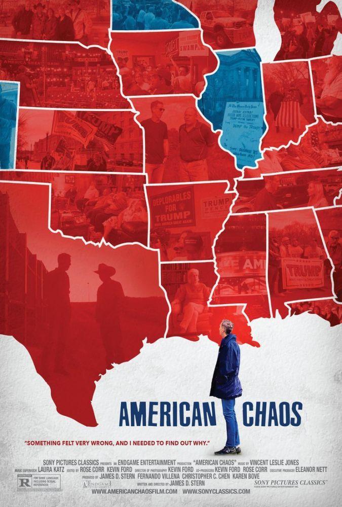 American Chaos Movie Poster, Movie Poster, Poster Satış, all posters, kanvas tablo, canvas print sales
