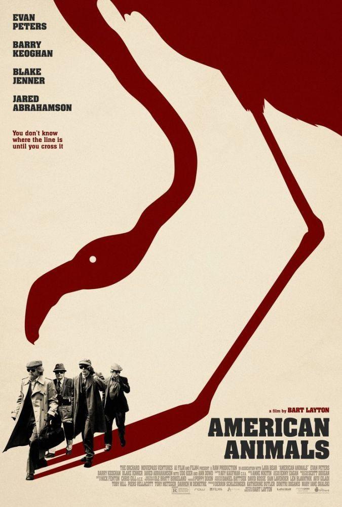 Amerikalı Hayvanlar Film Posteri 2, Film Posteri, Poster Satış, all posters, kanvas tablo, canvas print sales