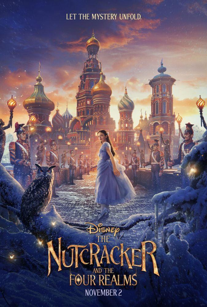 The Nutcracker Movie Poster, Movie Poster, Poster Satış, all posters, kanvas tablo, canvas print sales
