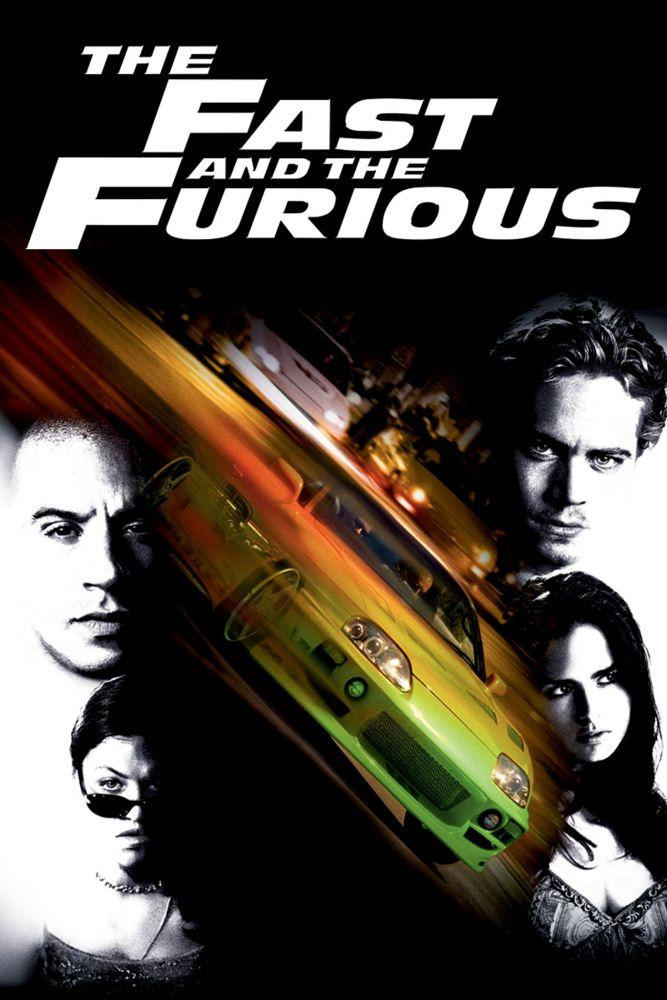 The Fast and the Furious Movie Poster, Movie Poster, Poster Satış, all posters, kanvas tablo, canvas print sales