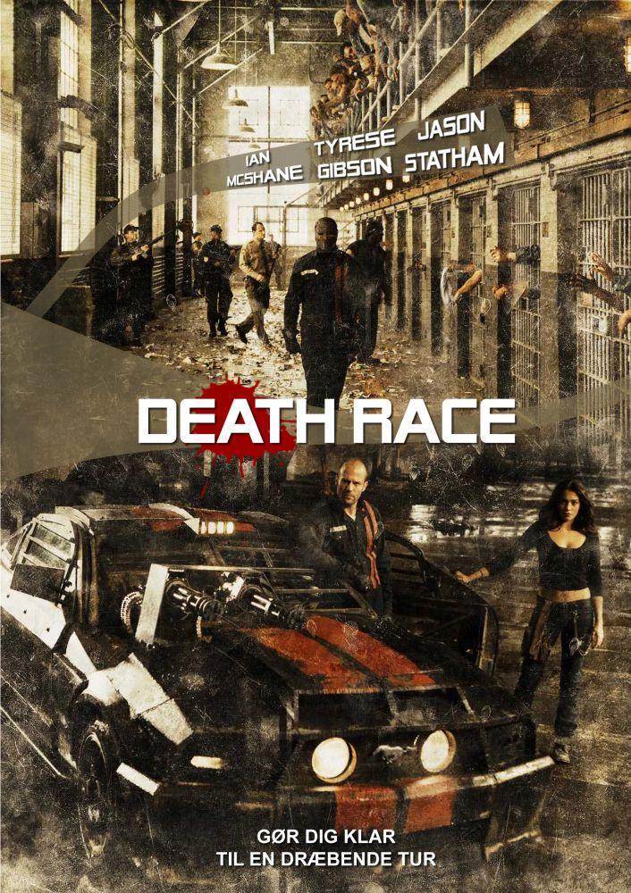 Ölüm Yarışı Film Posteri, Film Posteri, Poster Satış, all posters, kanvas tablo, canvas print sales
