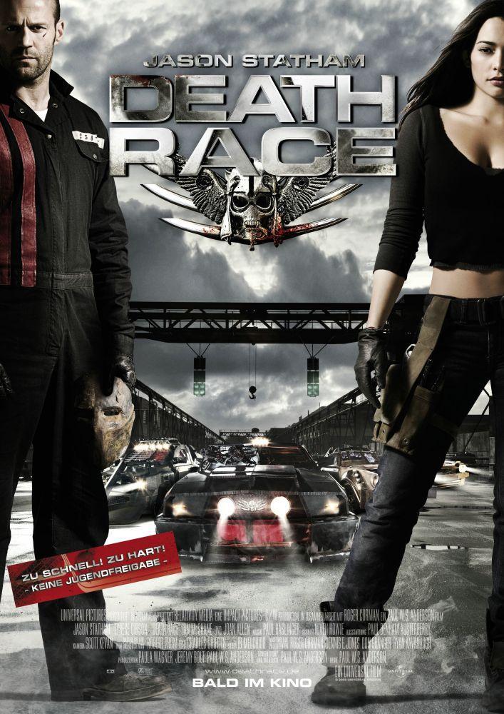 Ölüm Yarışı Film Posteri 2, Film Posteri, Poster Satış, all posters, kanvas tablo, canvas print sales