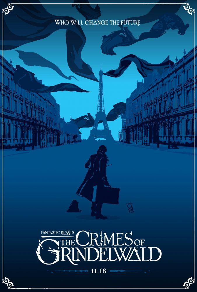 Fantastik Canavarlar: Grindelwald ın Suçları Film Posteri, Film Posteri, Poster Satış, all posters, kanvas tablo, canvas print sales