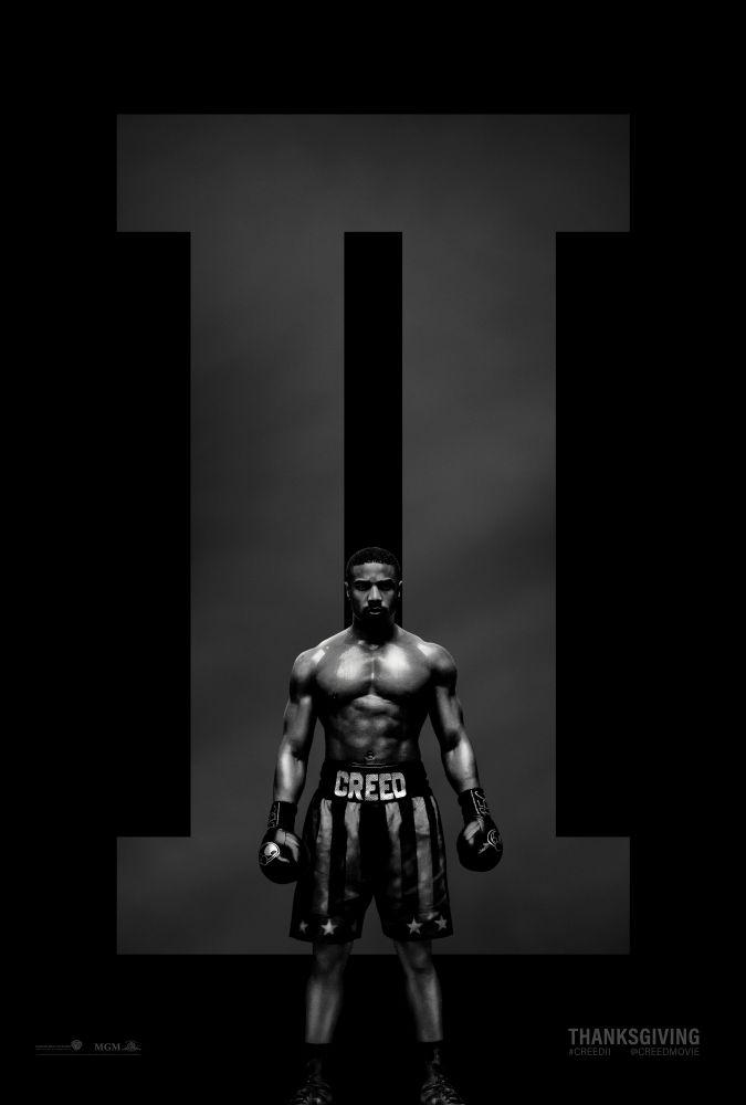 Creed II Movie Poster 3, Movie Poster, Poster Satış, all posters, kanvas tablo, canvas print sales