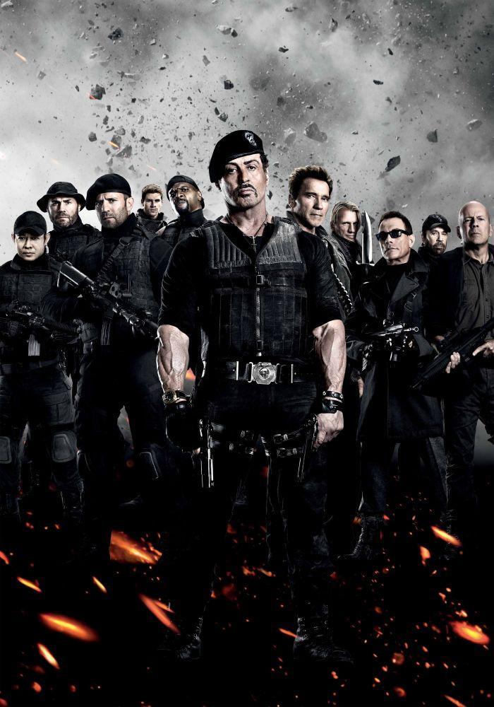The Expendables 2 Movie Poster, Movie Poster, Poster Satış, all posters, kanvas tablo, canvas print sales