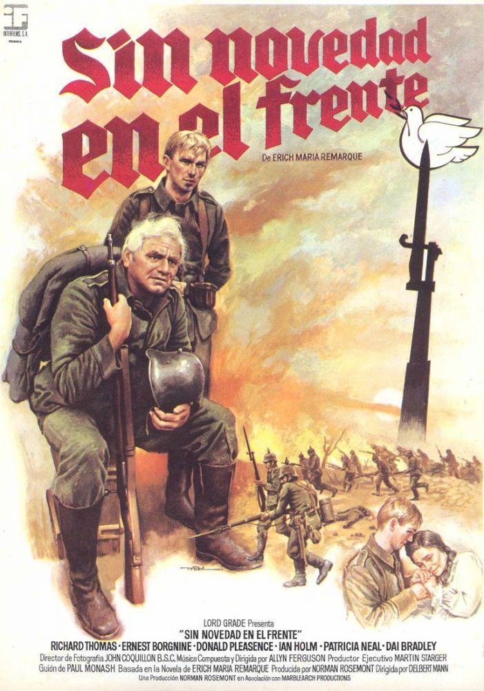Batı Cephesinde Yeni Bir Şey Yok Film Posteri 2, Film Posteri, Poster Satış, all posters, kanvas tablo, canvas print sales