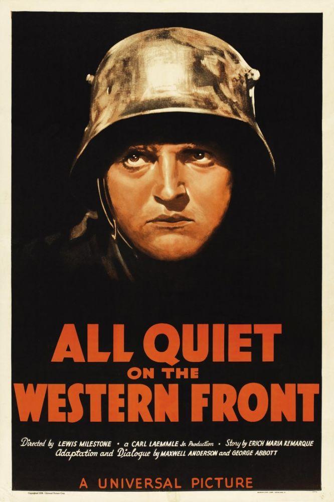 Batı Cephesinde Yeni Bir Şey Yok Film Posteri 3, Film Posteri, Poster Satış, all posters, kanvas tablo, canvas print sales