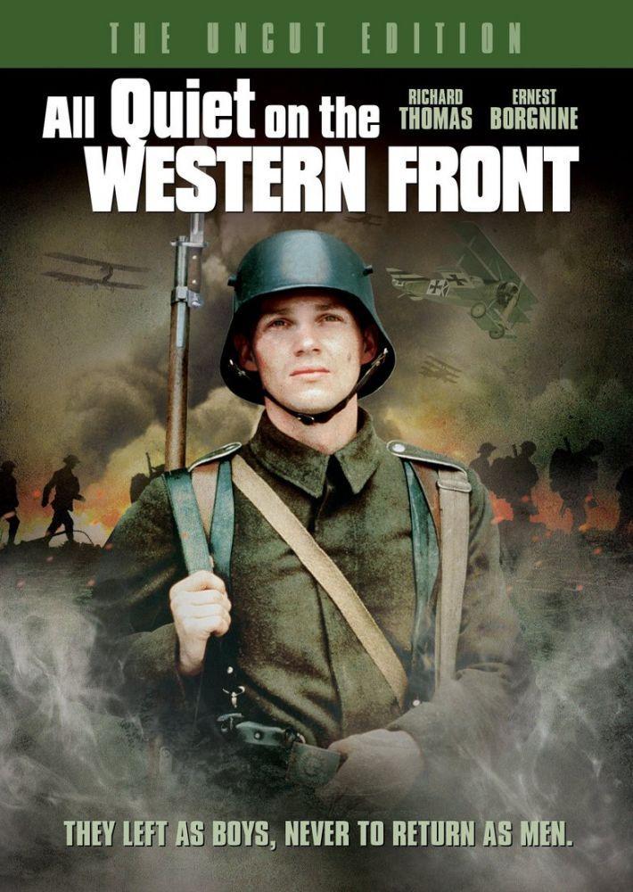Batı Cephesinde Yeni Bir Şey Yok Film Posteri 5, Film Posteri, Poster Satış, all posters, kanvas tablo, canvas print sales