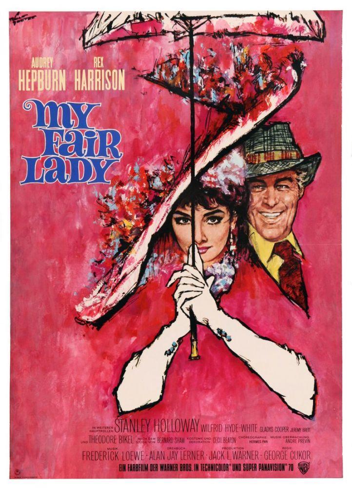 Benim Güzel Meleğim Audrey Hepburn 2 Film Posteri, Film Posteri, Poster Satış, all posters, kanvas tablo, canvas print sales