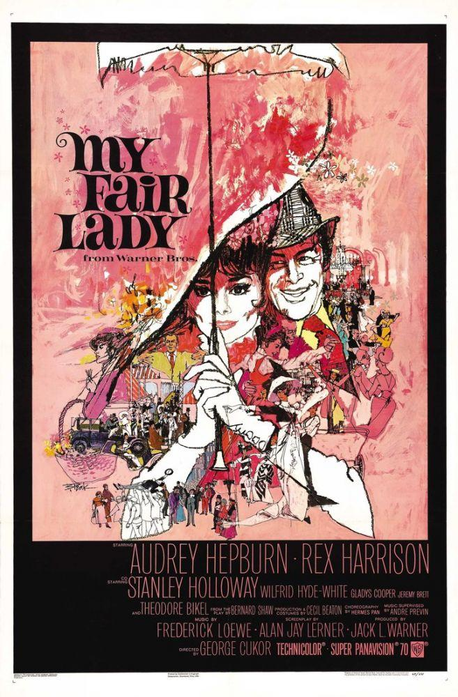 Benim Güzel Meleğim Audrey Hepburn Film Posteri 3, Film Posteri, Poster Satış, all posters, kanvas tablo, canvas print sales