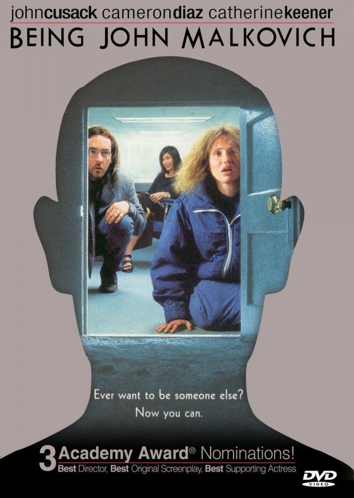 Being  John Malkovich Movie Poster 4, Movie Poster, Poster Satış, all posters, kanvas tablo, canvas print sales