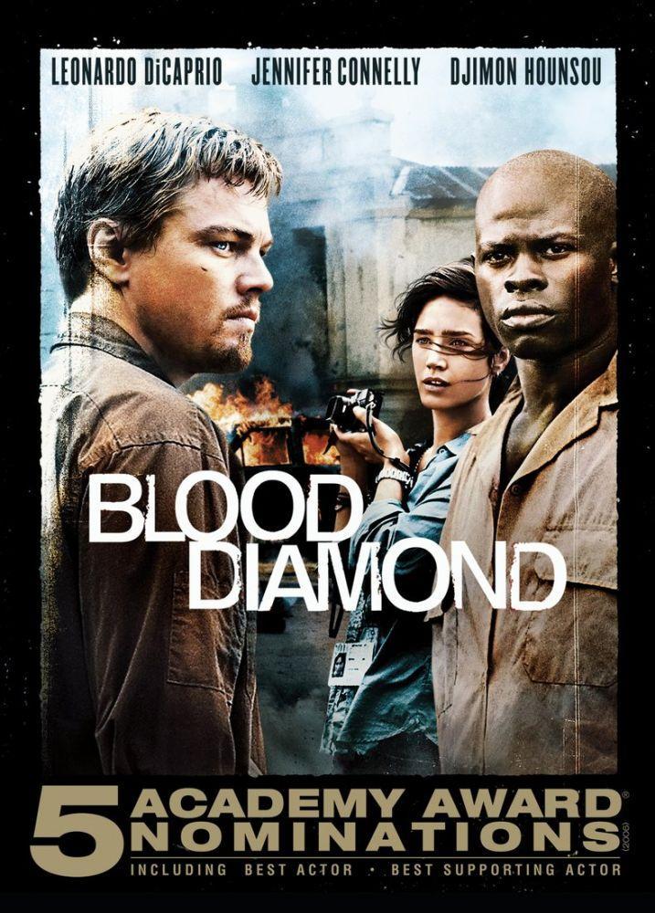 Blood Diamond Movie Poster, Movie Poster, Poster Satış, all posters, kanvas tablo, canvas print sales