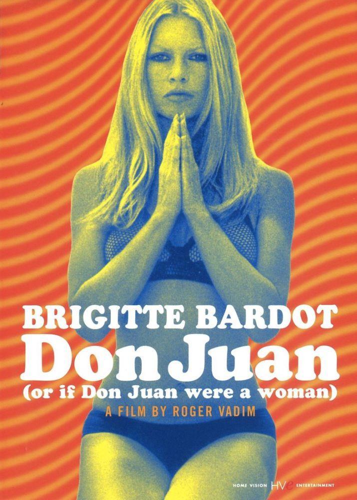 Don Juan  74 Brigitte Bardot Movie Poster 2, Movie Poster, Poster Satış, all posters, kanvas tablo, canvas print sales