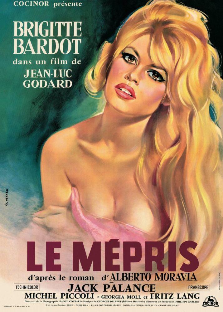 Nefret Brigitte Bardot Film Posteri 2, Film Posteri, Poster Satış, all posters, kanvas tablo, canvas print sales