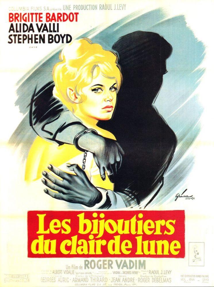 Mehtap Kuyumcuları Brigitte Bardot Film Posteri, Film Posteri, Poster Satış, all posters, kanvas tablo, canvas print sales