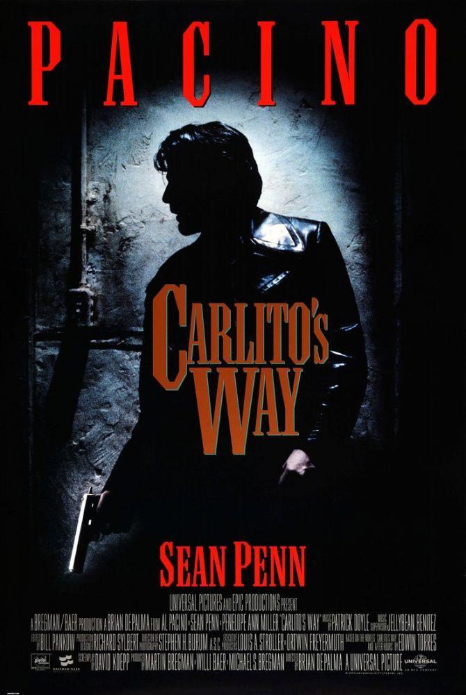 Carlitos Way Movie Poster, Movie Poster, Poster Satış, all posters, kanvas tablo, canvas print sales