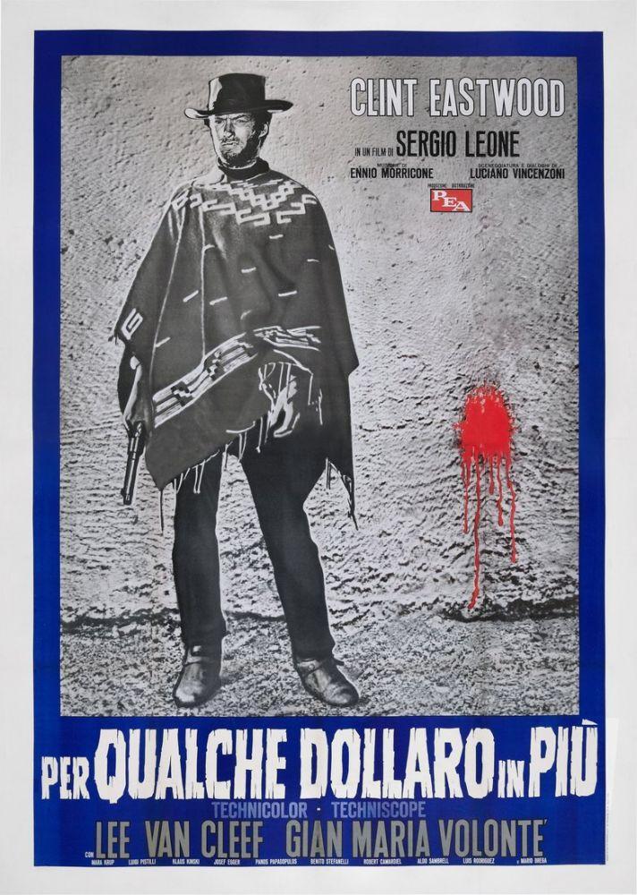 Birkaç Dolar İçin Clint Eastwood Film Posteri 8, Film Posteri, Poster Satış, all posters, kanvas tablo, canvas print sales
