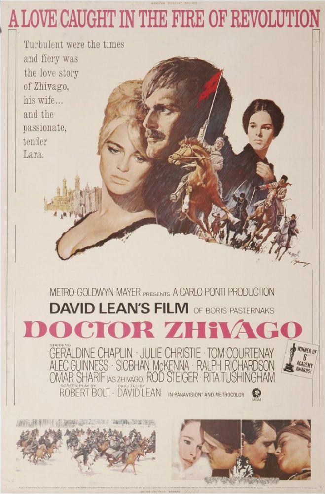 Doctor Zhivago Movie Poster, Movie Poster, Poster Satış, all posters, kanvas tablo, canvas print sales